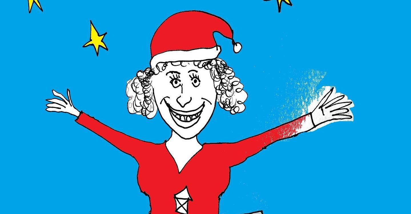 Das ist das HOFSPIELHAUS vom Nikolaus!