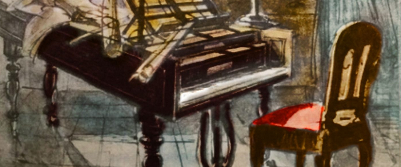 """Zu Ehren Beethovens führen wir 2021 """"Gespräche über den leider abwesenden Herrn van Beethoven"""" auf"""