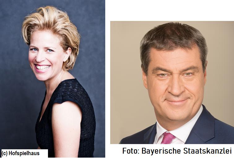 Christiane Brammer trifft Markus Söder!